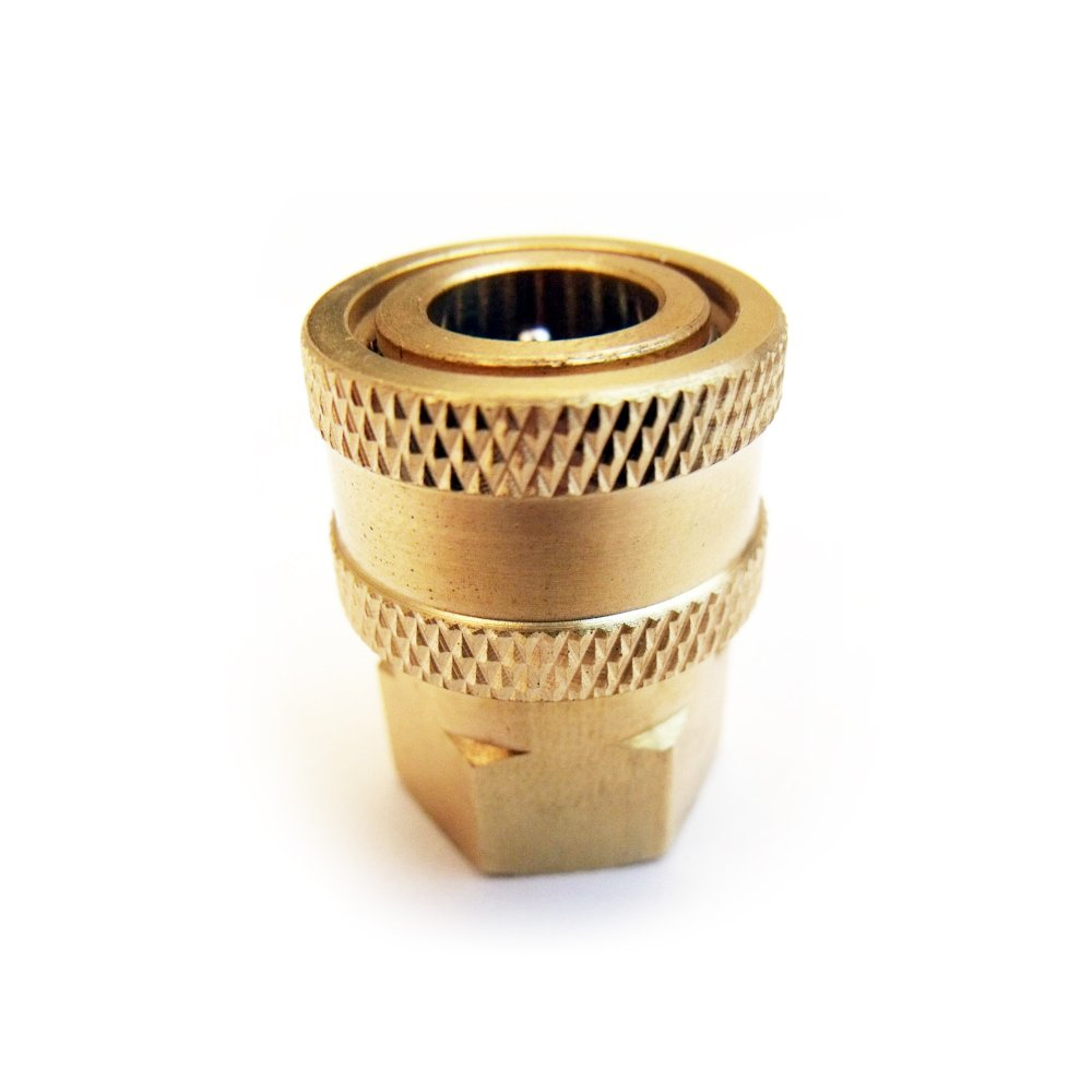 1/4' BSP Female 11.6mm Female Quick Release High Pressure Coupling Equipmart Ltd