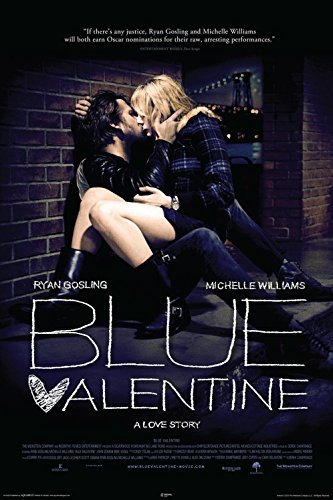 Buyartforless Blue Valentine a love story Movie 36x24 Art Pr