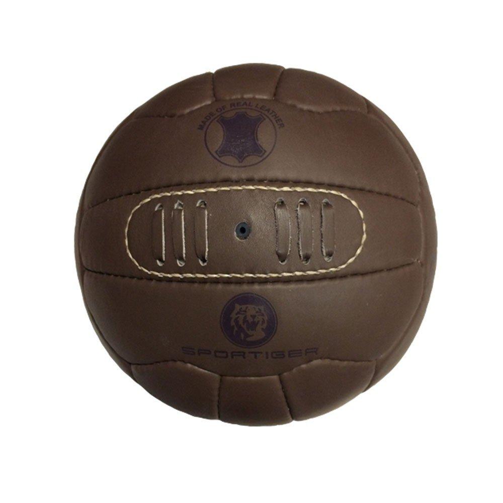 Fútbol Bern 59557,92 cm balón con diseño retro - Funda de piel ...