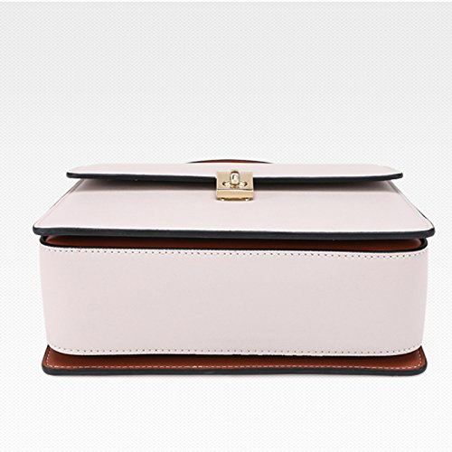 JIUTE JIUTE Oblique Female Small Leather Package package Square Fashion package 6qXR6d5
