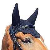 B Vertigo BVX Raxus Ear Net Black Horse