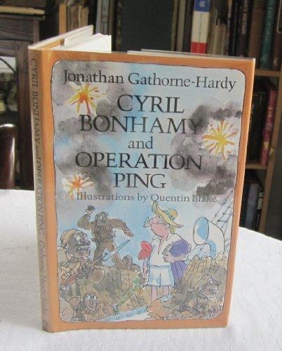 Cyril Bonhamy and Operation Ping