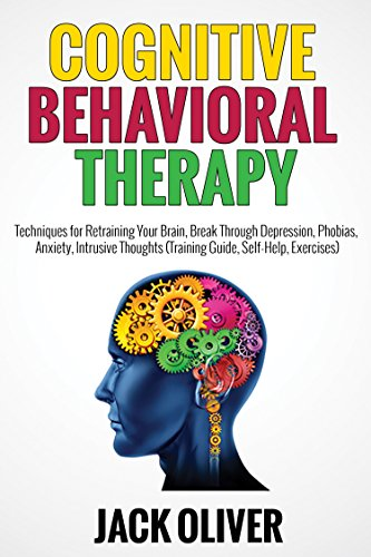 Cognitive Behavioral Therapy Techniques Retraining ebook product image