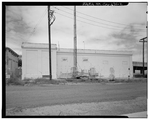 - Vintography Professionally Reproduced Photo: Oakland Substation,Foot of East Span of Bridge,Oakland,Alameda County,CA,1