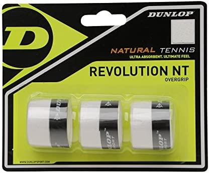 Dunlop Overgrip Revolution NT 3er - Mango de Raqueta de Tenis ...