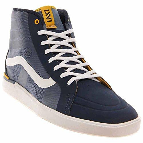 Vans, Scarpe da Skateboard uomo Blu Blu