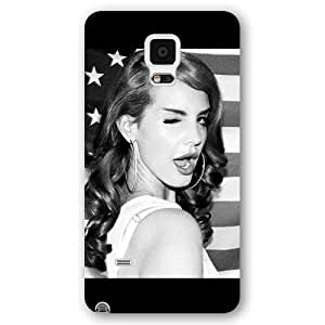 - Customized Personalized Black FrostedFor Case Iphone 5/5S Cover Case, American Famous Singer Lana Del ReyFor Case Iphone 5/5S Cover case, Only fitFor Case Iphone 5/5S Cover