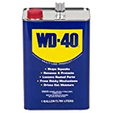 WD-40 Multi-Use Product, One Gallon [4-Pack]