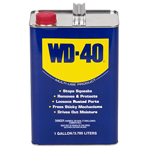 WD-40 Multi-Use Product, One Gallon [4-Pack] by WD-40 (Image #4)