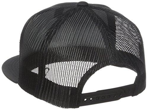 Gorra Wheeler negro Malla negro béisbol Unisex con de Brixton 5Z1fw