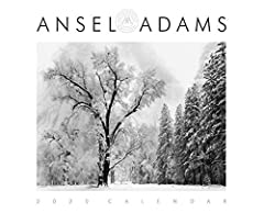 """Enjoy Ansel Adams' iconic photographs all year long in this durable wire-bound wall calendar with generous space for recording monthly schedules.                              Ansel Adams' """"Authorized Edition"""" calendars have been a belo..."""