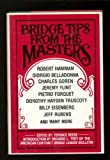 Bridge Tips from the Masters, Outlet Book Company Staff and Random House Value Publishing Staff, 0517544644