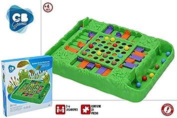 ColorBaby- Juego de Mesa Ranas en el Pantano CB Toys (44776): Amazon.es: Juguetes y juegos