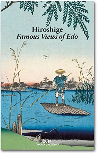 Hiroshige - 2014: Tear-Off Weekly (Taschen Weekly Tear-off Calendars)