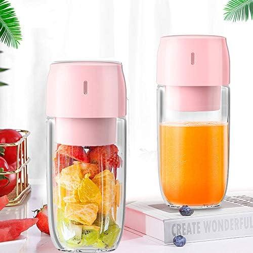 Idebris Juice Cup Sapcentrifuge, kleine elektrische draagbare Juice Machine Mini Charging Juicer