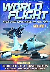 World Flight - Volume 1 (Spy Power - Fighter 2000 / Bosnian Air War)