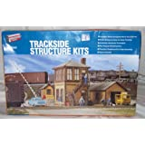 Walthers, Inc. Trackside Structures Set Kit