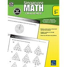 Singapore Math Challenge, Grades 5 - 8