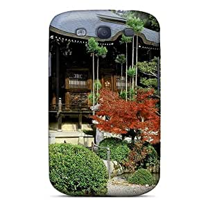 Top Quality Rugged Seiryo-ji Case Cover For Galaxy S3