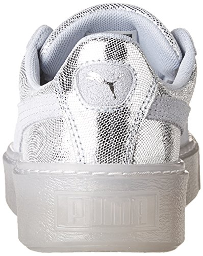 PUMA Women's Basket NS WN Platform Icelandic Blue-icelandic Blue free shipping finishline Cheapest sale online buy cheap new arrival with credit card cheap online excellent sale online ixitx4Wu3