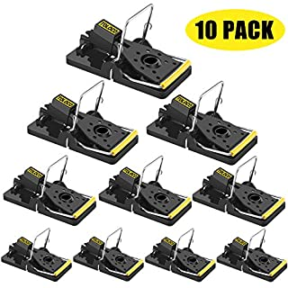 FCHYNNF Mouse Trap/Mouse Traps, Mice Trap That Works Human Power Mouse Mouse Catcher, Quick Effective Sanitary Safe for Families and Pet 10 Pack
