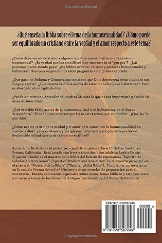 El Cristiano y La Homosexualidad (Spanish Edition): Charlie ...