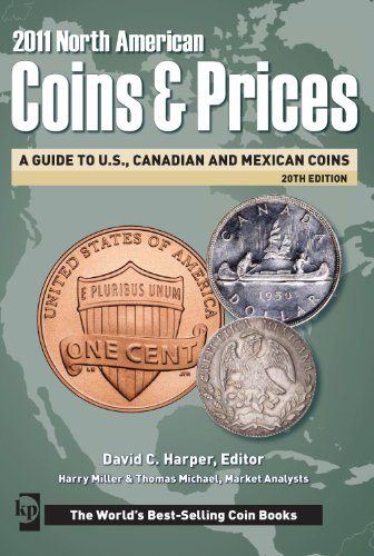 (2011 North American Coins and Prices (North American Coins & Prices))
