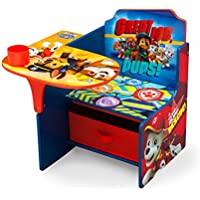 Delta Children Chair Desk With Storage Bin, Nick Jr. PAW Patrol
