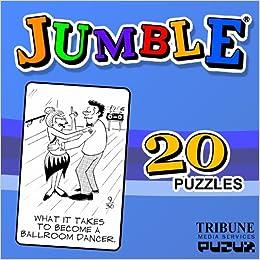 Amazon com: Jumble, 20 Puzzles: Puzux: Kindle Store