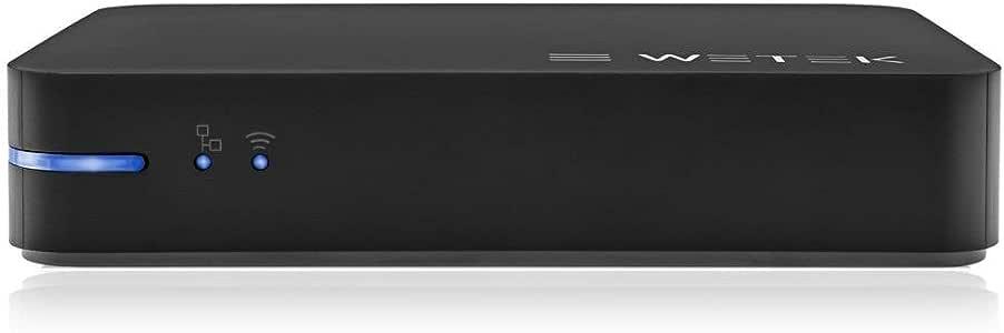 wetek Play2 4 K UHD Reproductor multimedia con Sat de sintonizador DVB-S/S2 o DVB-C/C2 T/T2 sintonizador [Android Kodi OpenELEC] hevc265: Amazon.es: Electrónica