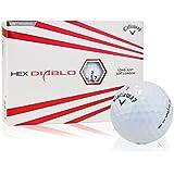 Callaway Golf HEX Diablo Personalized Golf Balls