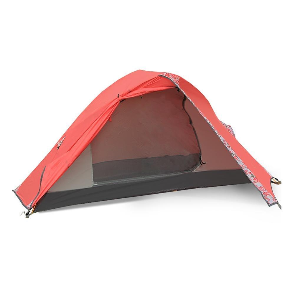 Miao Outdoor Ultraleichte Tragbare winddicht und Regendicht Camping Zelten