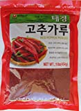 Tae-kyung Korean Red Chili Pepper Flakes Powder Gochugaru, 1 Pound
