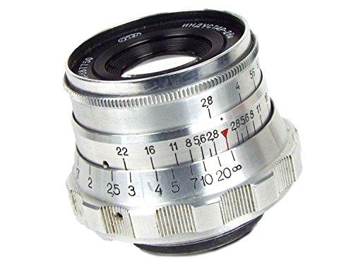 FED INDUSTAR-26M 50mm/f2 8 Lマウント オーバホール済