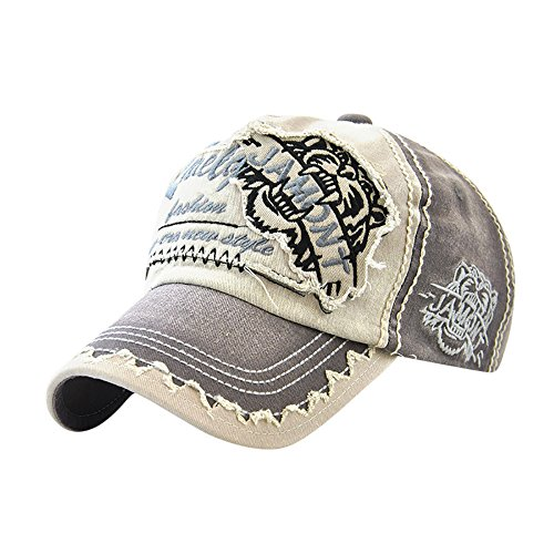 SPE969 Embroidered Summer Letter Cap Hats for Men Women Casual Hat Hip Hop Baseball Cap, Black,Blue,Coffee,Gray