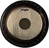 Paiste Symphonic Gong on Floor ''C'' Stand with Mallet Combos