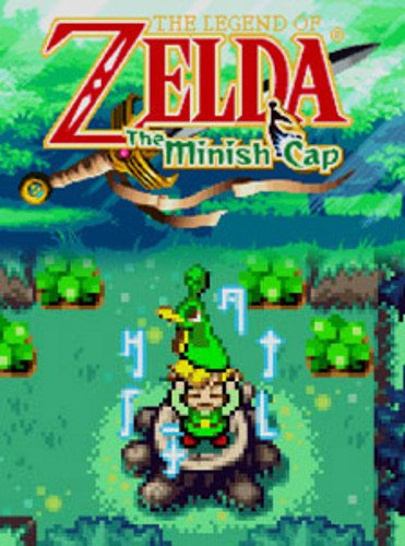 Which is the best legend of zelda minish cap gba?