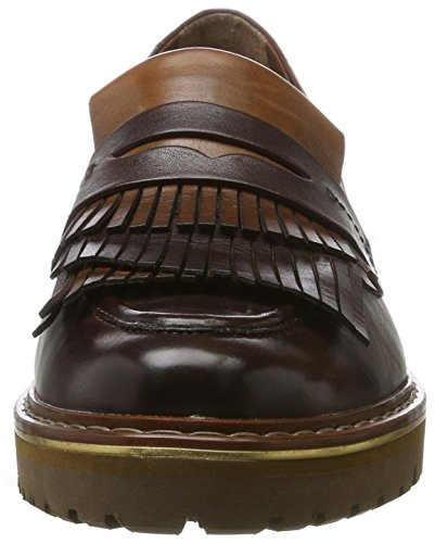 very cheap sale online order Be Natural Women's 24703 Loafers Brown (Cafe) newest tweGf9m