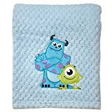 Disney Popcorn Coral Fleece Blanket, Monsters