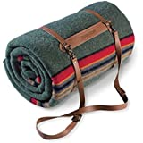 best camping blankets - Pendleton Twin Camp Blanket with Carrier