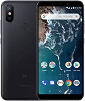 Xiaomi Mi A2 dual Android One Tela 5.99 64GB Camera dupla 12+20MP - Preto