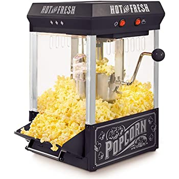 Amazon.com: Nostalgia RKP630 Retro 2.5-Ounce Kettle Popcorn ...