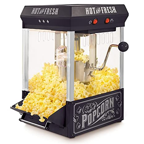 Amazon.com: Nostalgia KPM200 - Máquina para hacer palomitas ...