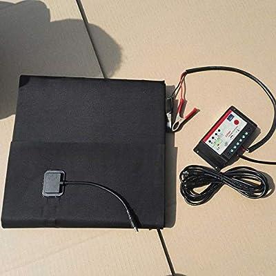FidgetFidget Foldable Solar Panel Charger Pack 18V 100W