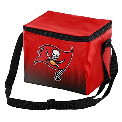 - Forever Collectibles NFL Unisex Gradient Print Lunch Bag Coolergradient Print Lunch Bag Cooler, Tampa Bay Buccaneers, Standard