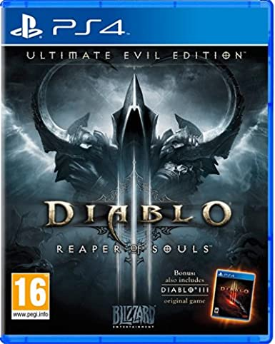 Diablo 3 - Ultimate Evil Edition: Amazon.es: Videojuegos