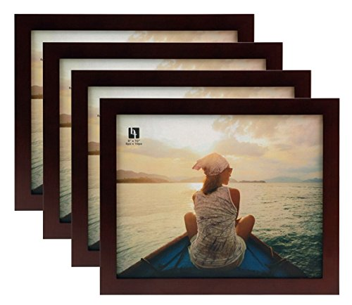 BorderTrends Jazz 8x10-Inch Solid Wood P - Dark Brown Frames Set Shopping Results