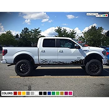 ford f150 raptor 2017 hood graphics package. Black Bedroom Furniture Sets. Home Design Ideas