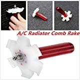 FidgetFidget Radiator A/C Condenser Fin Straightener Cleaner Comb Rake Tools 8 9 10 12 14 15