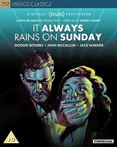 Siempre llueve en domingo / It Always Rains on Sunday (1947) [ Origen UK, Ningun Idioma Espanol ] (Blu-Ray)